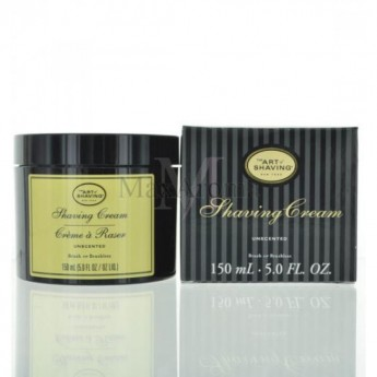 Unscented  Shaving Cream by The Art Of Shaving