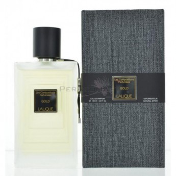 Gold Les Compositions Perfumees by Lalique