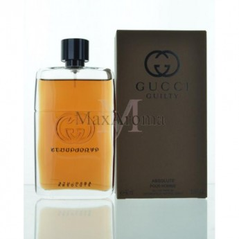 f32cf348068 HomeFragranceMen. Gucci Guilty Absolute by Gucci