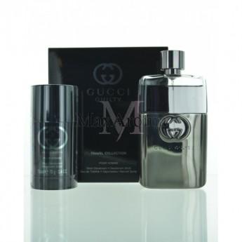54015cb5cc1 Gucci Guilty Pour Homme gift set EDT 3oz