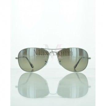 be0b7e404c3 Ray Ban RB3543 003 5J Polarized Silver Lenses Sunglasses