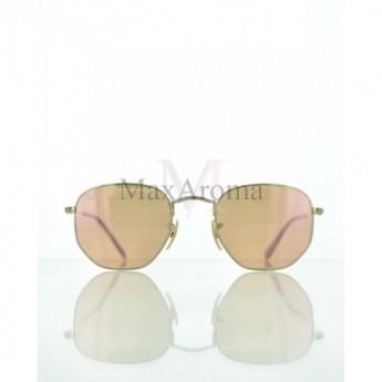 4be41c8657f1e Ray Ban RB3548N Hexagonal Flat Lenses Sunglasses MaxAroma.com
