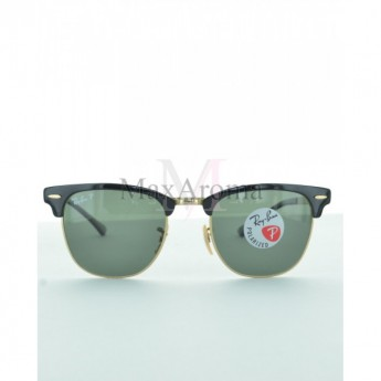 55aa5f3fe4 Ray Ban CLUBMASTER METAL RB3716 Sunglasses