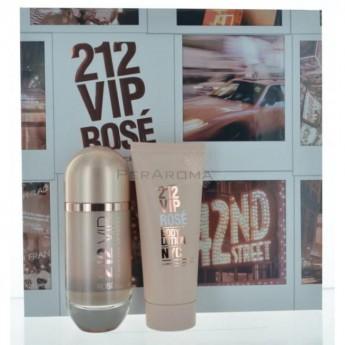 212 VIP Rose by Carolina Herrera Gift Set  MaxAroma.com ffe644f814