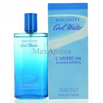 4d50893b3d6 Davidoff Cool Water Caribbean Summer Edition For Men 4.2 OZ EDT ...