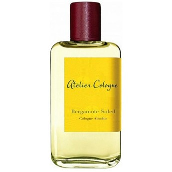 Bergamote Soleil by Atelier Cologne