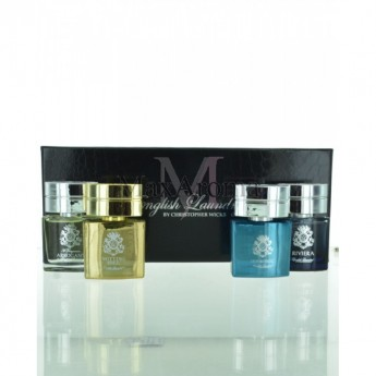 The Men's Fragrance Collection by English Laundry