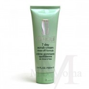 Clinique 7 Day Scrub Cream