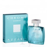 Chrome Summer Azzaro(Limited Edition )