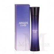 Giorgio Armani Armani Code Femme For Women