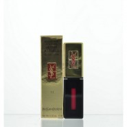 Rouge Pur Couture Vernis A Levres Glossy Stain Rouge Gouache # 11  by Yves Saint Laurent