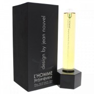 Yves Saint Laurent L'Homme Design by Jean Nouvel Cologne