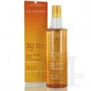 Clarins  Sun Care Oil Spray Hair & Body Spf 3..