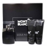 MontBlanc Legend Gift Set for Men