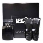 MontBlanc Legend Gift Set for Men