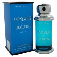 Yves De Sistelle Anonymous By Thallium Cologn..