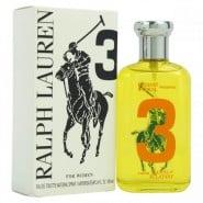 Ralph Lauren The Big Pony Collection # 3 Perf..