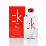 Calvin Klein Ck One Red Edition For Women