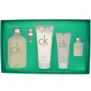Calvin Klein Ck One Gift Set for Unisex