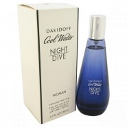 Davidoff Cool Water Night Dive Perfume EDT Tester Women
