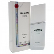 Lomani Lomani White Intense Cologne