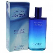 Davidoff Cool Water Pacific Cologne EDT Summer Edition