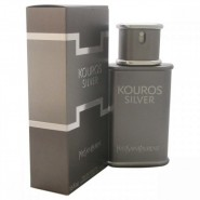 Yves Saint Laurent Kouros Silver Cologne
