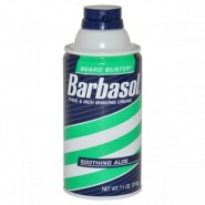 Barbasol Soothing Aloe Thick & Rich Shaving C..