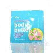 Bliss Body Butter Maximum Moisture Cream