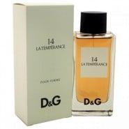 Dolce & Gabbana D&G 14 La Temperance Perfume