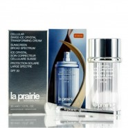 La Prairie Cellular Swiss Ice Crystal Tinted mositurizer