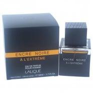 Lalique Encre Noire A L'Extreme Cologne