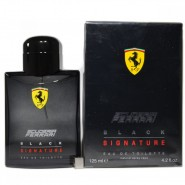 Ferrari Black Signature for Men
