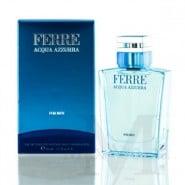 Ferre Acqua Azzurra Gianfranco Ferre