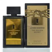 Antonio Banderas The Golden Secret for Men