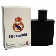 Real Madrid Real Madrid Black Cologne