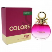 United Colors of Benetton Colors Pink Perfume