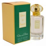 Oscar De La Renta Live In Love Perfume