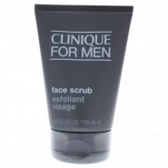 Clinique Face Scrub By Clinique For Men