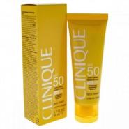 Clinique Face Cream SPF 50 with SolarSmart
