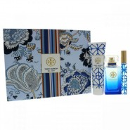 Tory Burch Bel Azure 3 Pc Gift Set