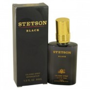 Coty Stetson Black For Men Cologne Spray