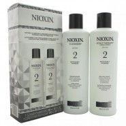 Nioxin System 2 Cleanser & Scalp Therapy Cond..