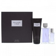 Abercrombie And Fitch First Instinct For Men 3 Pc Gift Set