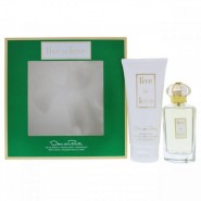 Oscar De La Renta Live In Love 2 Pc Gift Set