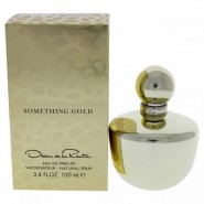 Oscar De La Renta Something Gold 3.4 Oz EDP for women