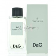D&G 6 L'Amoureux by Dolce & Gabbana for Men