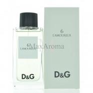 D&G 6 L'Amoureux by Dolce & Gabbana for Men