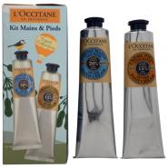 L'occitane Hand & Foot Kit Dry Skin