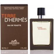Hermes Terre D'hermes for Men EDT Spray Refill